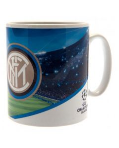 Inter Milan Champions League skodelica