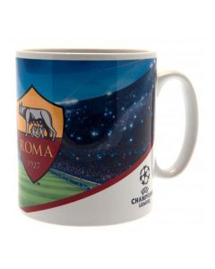 Roma Champions League Tasse