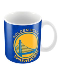 Golden State Warriors Team Logo šolja