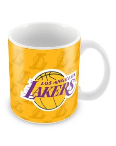 Los Angeles Lakers Team Logo skodelica