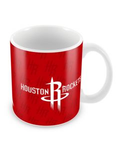 Houston Rockets Team Logo šolja