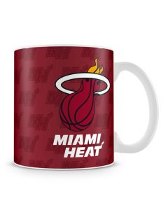 Miami Heat Team Logo šalica