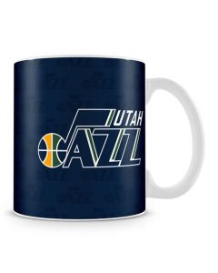 Utah Jazz Team Logo šolja