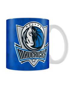Dallas Mavericks Team Logo šalica
