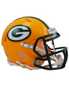 Green Bay Packers Riddell Speed Mini Helm