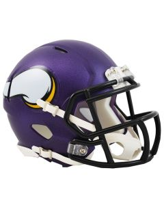 Minnesota Vikings Riddell Speed Mini čelada