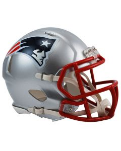 New England Patriots Riddell Speed Mini čelada