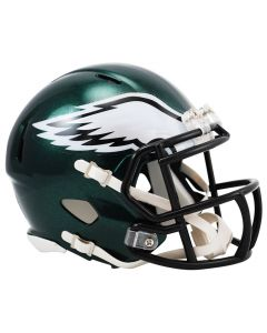 Philadelphia Eagles Riddell Speed Mini Helm
