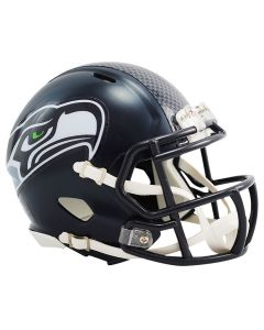 Seattle Seahawks Riddell Speed Mini čelada