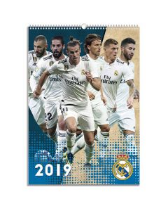 Real Madrid kalendar 2019