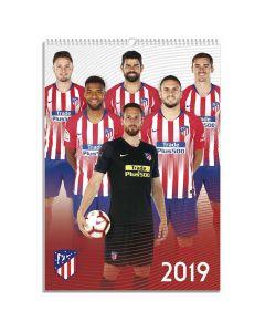 Atlético de Madrid koledar 2019