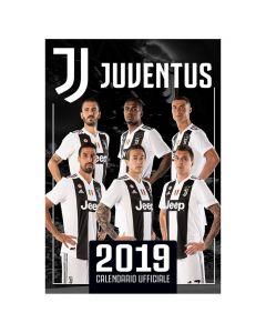 Juventus Kalender 2019