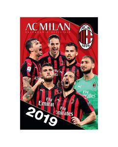 AC Milan koledar 2019