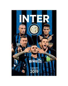 Inter Milan koledar 2019