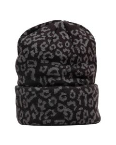 New York Yankees New Era Leopard Damen Wintermütze