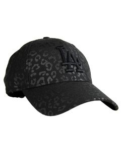 Los Angeles Dodgers New Era 9FORTY Leopard ženska kapa