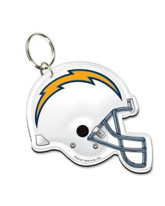 Los Angeles Chargers Premium Helmet privezak