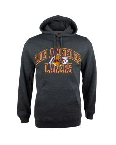 Los Angeles Lakers Mitchell & Ness Playoff Win Kapuzenpullover