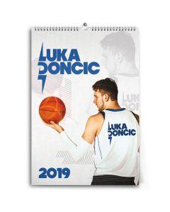 Luka Dončić LD7 Kalender 2019