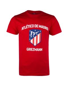 Atlético de Madrid Team T-Shirt Griezmann