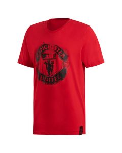 Manchester United Adidas DNA Graphic T-Shirt