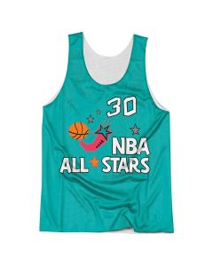 Scottie Pippen 33/30 Chicago Bulls All Star 1995 Mitchell & Ness Mesh Tank Top beidseitig tragbar