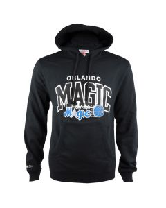 Orlando Magic Mitchell & Ness Team Arch Kapuzenpullover Hoody