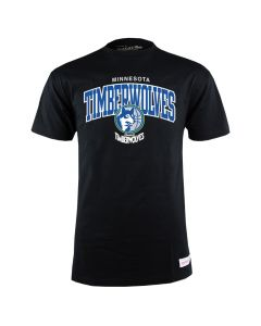 Minnesota Timberwolves Mitchell & Ness Team Arch T-Shirt