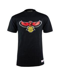 Atlanta Hawks Mitchell & Ness Team Logo majica