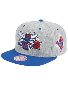 Charlotte Hornets 1991 All Star game Mitchell & Ness The Score kačket
