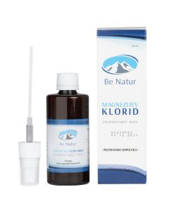 Be Natur Magnezijev klorid 100ml