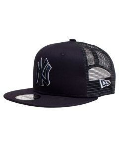 New York Yankees New Era 9FIFTY Trucker League Essential Team Mütze