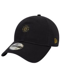 Manchester United New Era 9TWENTY Wash Navy Mütze
