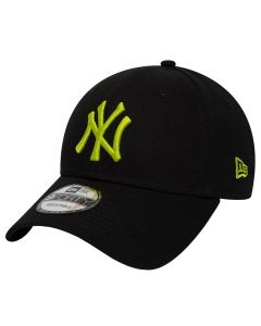 New York Yankees New Era 9FORTY League Essential Mütze