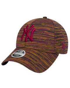 New York Yankees New Era 9FORTY Engineered Fit ženski kačket