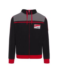 Ducati Corse Racing zip majica sa kapuljačom