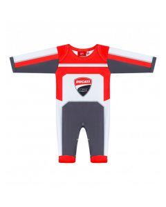 Ducati Corse Onesie Kinder Pyjama Strampler Replica