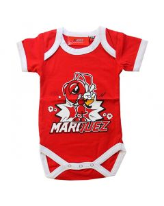 Marc Marquez MM93 Cartoon Ant Baby Body