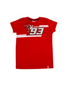 Marc Marquez MM93 Cartoon Ant Kinder T-Shirt