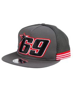 Nicky Hayden NH69 Trucker kapa