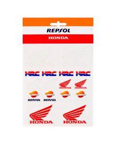 Repsol Honda HRC nalepke