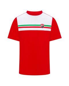 Ducati Corse Tricolour T-Shirt