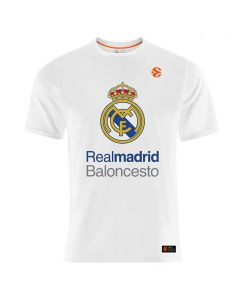 Real Madrid Baloncesto Euroleague T-Shirt