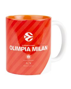 Olimpia Milano Euroleague šolja