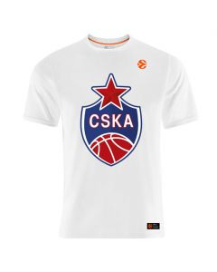 CSKA Moscow Euroleague T-Shirt