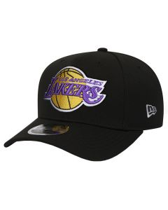 Los Angeles Lakers New Era Stretch Snap 9FIFTY Mütze