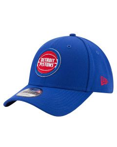 Detroit Pistons New Era 9FORTY The League Mütze