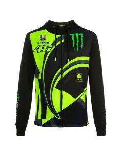Valentino Rossi VR46 Monster Replica jopica s kapuco