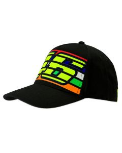 Valentino Rossi VR46 Stripes kapa