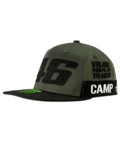 Valentino Rossi VR46 Monster Camp kapa